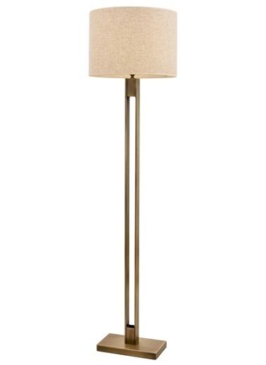 Avonni  LM-9108-1E Eskitme Kaplama Lambader E27 Metal 40cm Bakır